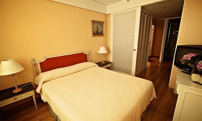 Sercotel eurobuilding ii en madrid madrid groupon getaways - Sercotel apartamentos eurobuilding 2 ...