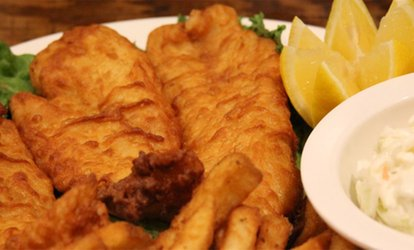 $11 for $20 Worth of Irish Cuisine at The <strong>Pub</strong>