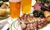 本日のお肉のグリルなど全8品+飲み放題120分