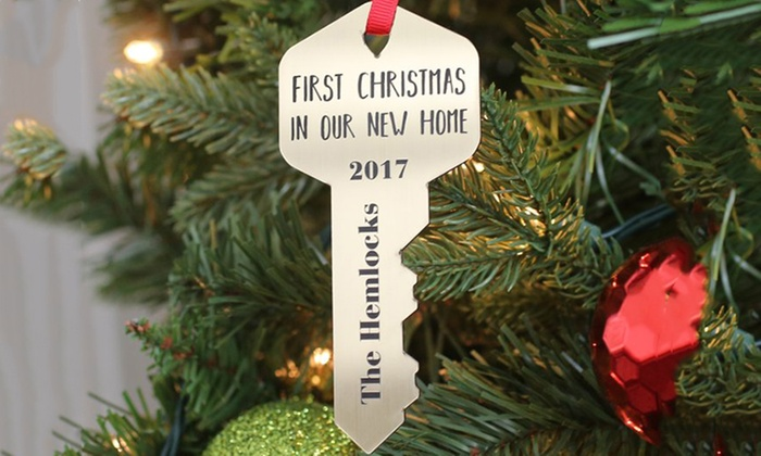 up to 55 off personalized key ornament from 2712 designs