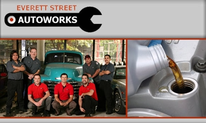Everett Street Autoworks - Old Town - Chinatown: $15 for a Full-Service Oil Change at Everett Street Autoworks