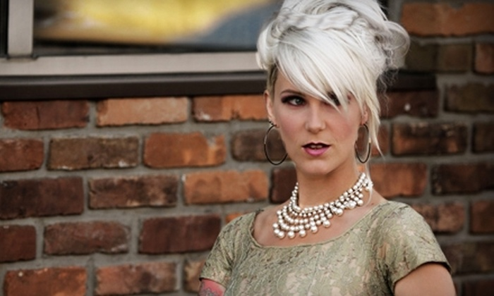 T'Dye For - Walkerville: $22 for $45 Worth of Hair Services at T'Dye For