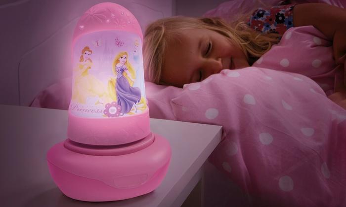 2 in 1 nacht und taschenlampe groupon - Nachtlicht disney princess ...