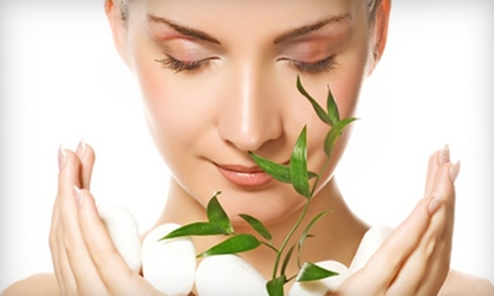 Enigma Day Spa & Wellness Center - Lutherville - Timonium: $50 for Choice of Aromatherapy Facial ($110 value) or L'amourage Anti-Aging Facial ($120 value) at Enigma Day Spa & Wellness Center in Lutherville