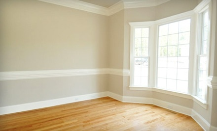 Five Star Painting: One-Room Paint Job - Five Star Painting in