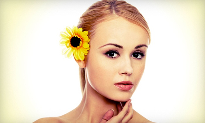 Healing Garden Wellness Centre & Spa - Acworth-Kennesaw: One, Two, or Three Signature Facials at Healing Garden Wellness Centre & Spa in Marietta (Up to 66% Off)