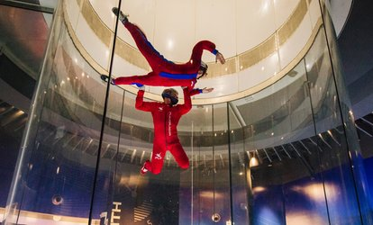 image for $63.96 for Two Flights for One Person at iFLY King of Prussia ($79.95 Value)