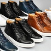 Harrison Men's Casual Lace-Up Sneakers