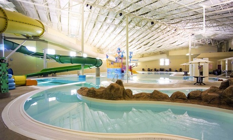 Stay at King's Pointe Resort & Waterpark in Storm Lake, IA