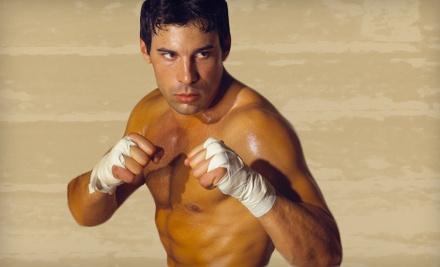 5 Kickboxing Fundamentals Classes (a $99 value) - West Coast Martial Arts in