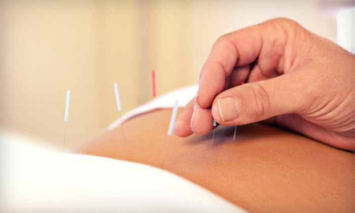 Insight Wellness - Dilworth: Acupuncture Packages with 30-Minute Massages at Insight Wellness (Up to 76% Off). Three Options Available.