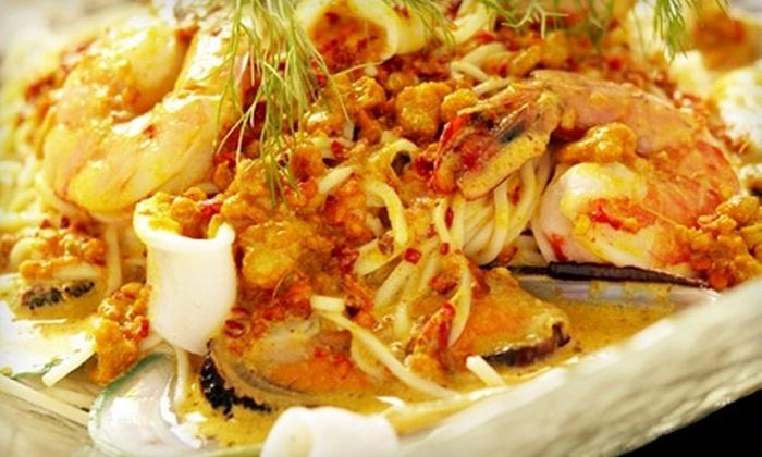 Portofino Restaurant - Center City East: $15 for $30 Worth of Italian Cuisine at Portofino Restaurant