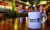 Smokey Row - Multiple Locations: $7 for $15 Worth of Coffee, Sandwiches, and More at Smokey Row