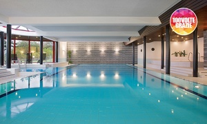 SPA Hotel Serpiano: Ingresso spa illimitato per 2 persone da Spa Hotel Serpiano (sconto 50%)