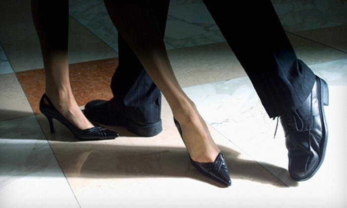 Columbia Star Ball - Hayden Island: $45 for Two All-Day Tickets to the Columbia Star Ball Ballroom-Dance Competition ($90 Value). Choose Between Two Days.