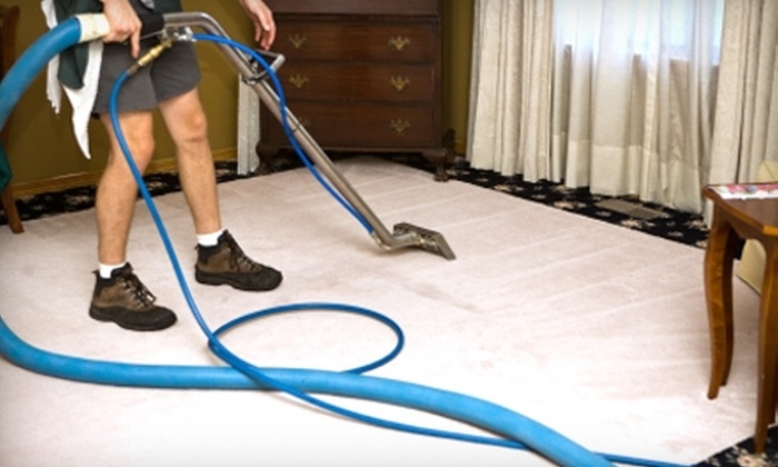 Hydro-Clean Carpet Cleaning - Cottage Grove: $60 for Carpet Cleaning for Two Rooms and a Hallway from Hydro-Clean Carpet Cleaning ($120 Value)
