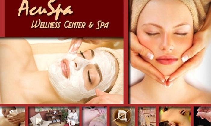 AcuSpa - Pasadena: $49 for a Five Elements Facial and Hand Paraffin Treatment From AcuSpa ($110 Value)