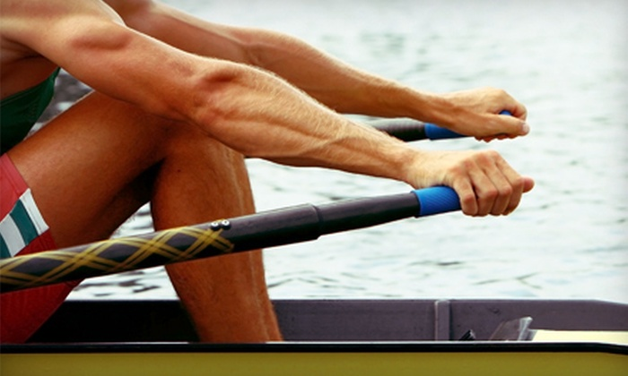 Everett Rowing Association - Everett: Intro Rowing Class or Four-Day Youth Rowing Summer Camp for One or Two at Everett Rowing Association (Up to 55% Off)
