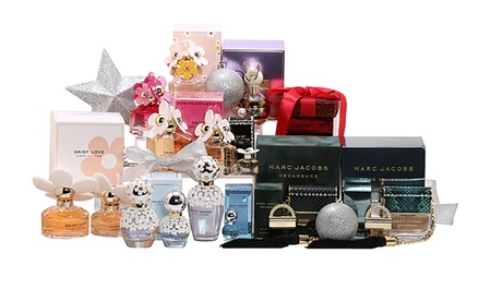 Marc Jacobs Fragrances for Women. Multiple Options Available.