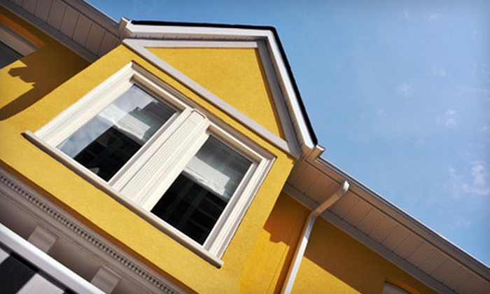 Warsh My Windows - Wichita: Exterior Window Washing for a One- or Two-Story Home from Warsh My Windows (Up to 68% Off)