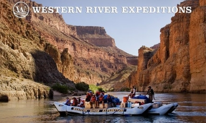 Western River Expeditions - Moab: $430 for a Scenic Overnight Rafting Expedition with Western River Expeditions ($730.85 Value)