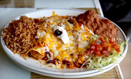 $15 Groupon to Los Cabos Cantina & Grill - Los Cabos Cantina & Grill in Whitby