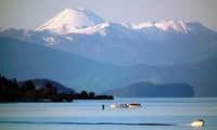 Taupo: Two-Night Apartment Stay for Four People with Late Check-Out at Voyager Apartments Taupo