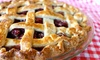 The Pie Shoppe - Hicksville: Pies at The Pie Shoppe (46% Off)