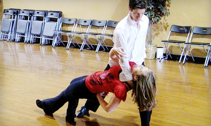 Dance Murfreesboro - Murfreesboro: $29 for Two Private Lessons, One Group Lesson, and One Dance Party at Dance Murfreesboro ($90 Value)