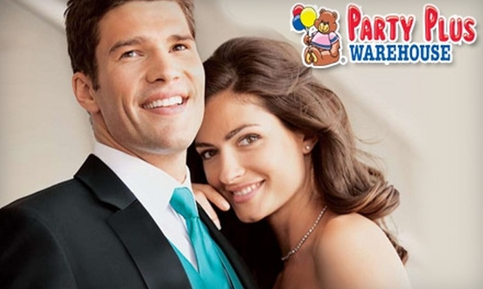Party Plus Warehouse - Caprock: Party and Wedding Supplies at Party Plus Warehouse & Gayle's (Up to $100 Value). Choose Between Two Options.
