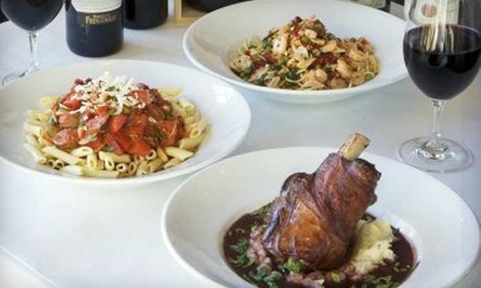 Pranzo Italian Grill - Historic Guadalupe: $20 for $40 Worth of Italian Cuisine at Pranzo Italian Grill