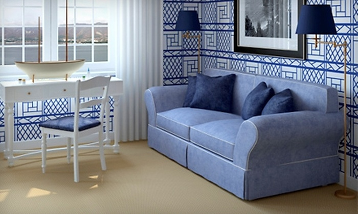 Eko Carpet and Upholstery Care - Edmonton: $49 for $100 Worth of Cleaning Services from Eko Carpet and Upholstery Care