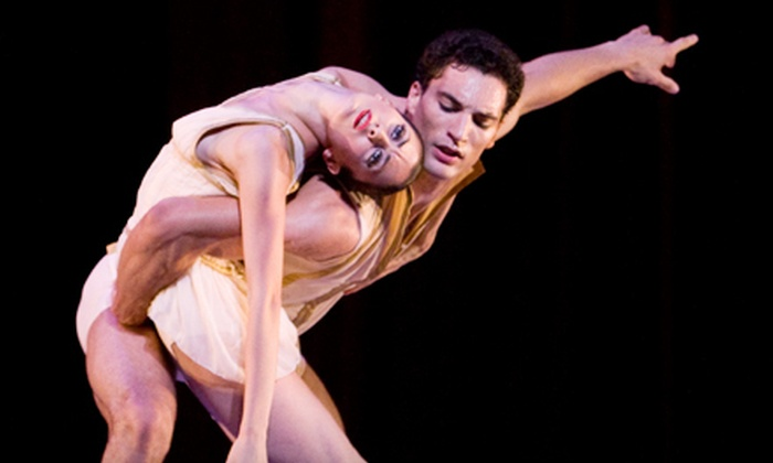 Joffrey Ballet - Zeiterion Theatre: $28 for Outing to See the Joffrey Ballet at the Zeiterion Theatre on March 1 at 8 p.m. ($56 Value)
