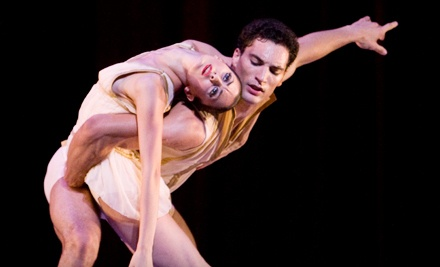 Joffrey Ballet at the Zeiterion Theatre on Thurs., Mar. 1 at 8PM: Left or Right Orchestra Seating (Rows L-V) - Joffrey Ballet in New Bedford