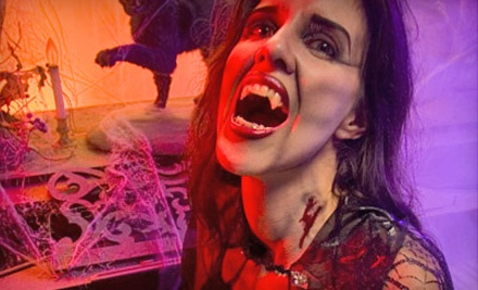 Single Admision to Macabre Cinema ( a $20 value) - Full Moon Productions in Kansas City