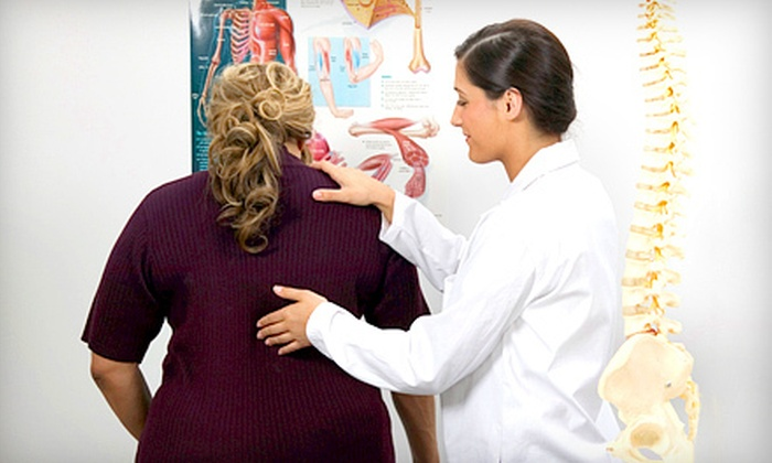 Alaska Pain & Injury Clinic - College Village: $47 for Chiropractic Exam and Two Adjustments at Alaska Pain & Injury Clinic (Up to $350 Value)
