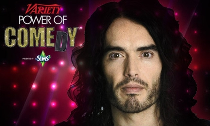 Variety - Downtown Los Angeles: $35 for a General Admission Upper Balcony Ticket to Variety Magazine's Power of Comedy Benefit ($70.05 Value)