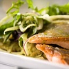 Up to 52% Off Four-Course Seafood Dinner for Two or Four at Nu Restaurant