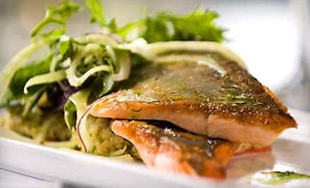 4-Course Dinner for 2 Valid Sun.-Thurs. (an $84 value) - Nu Restaurant in Vancouver