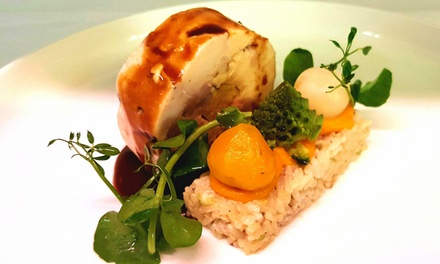 Menu Plaisir, Gastronomique ou Truffes Fraîches pour 2 convives dès 89 € chez Le Manoir du Soldat de lAn 2