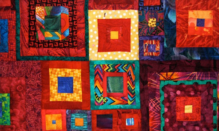 Always Quilting & Sewing Center - Sugarloaf: $30 for an Introductory Class at Always Quilting & Sewing Center in San Mateo (Up to $75 Value)