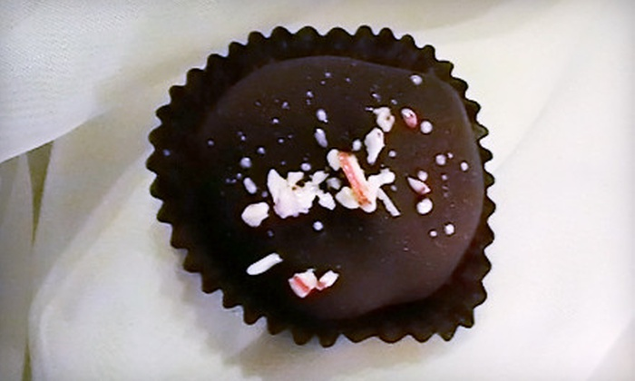 Sweet Thang Chocolates - Drain: $10 for $20 Worth of Handcrafted Truffles, Brittle, and Artisanal Candy at Sweet Thang Chocolates in Drain