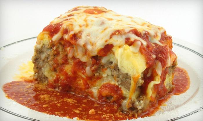 Bruno's Ristorante - Ohio City: Italian Cuisine for Dinner, Lunch, or Catering at Bruno's Ristorante (Half Off)