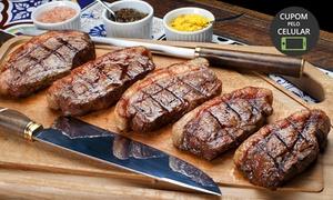 Empório Mariáh: Carne de boi, frango ou peixe + acompanhamentos + sobremesa para 1, 2 ou 4 no Empório Mariáh – Núcleo Bandeirante