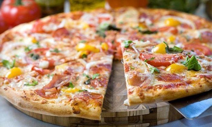 Primo's Italian Kitchen & Pizzeria - Malden: $15 for Two Large Specialty Pizzas at Primo's Italian Kitchen & Pizzeria in Malden (Up to $31.20 Value)