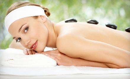 Hot-Stone Massage (a $90 value) - Elysian Spa and Salon in Niagara Falls