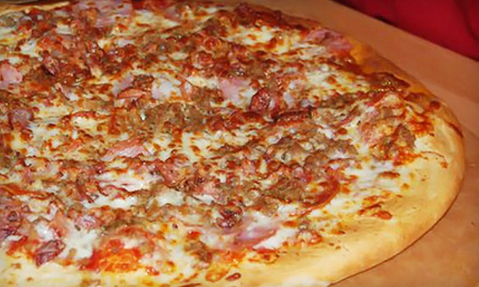 Bengino's Pizza - Multiple Locations: $10 for $20 Worth of Pizza and Subs at Bengino's Pizza