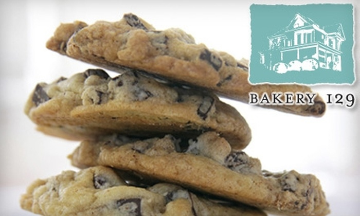 Bakery 129: $22 for Two-Dozen Delivered Cookies from Bakery 129 ($41.90 Value)