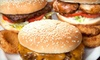 Cruisers Grill - Spanish Quarter: $8 for $16 Worth of American Fare and Drinks at Cruisers Grill in St. Augustine