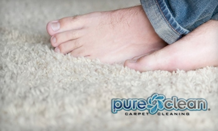 Pure Clean - Snohomish: $89 for an Xtreme Healthy Home Package For One Room from Pure Clean (a $229 Value)